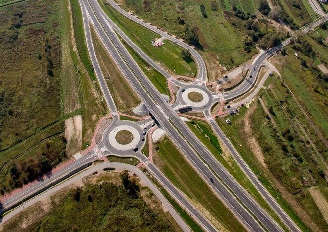 Autopista S19, tramo Sokolow Malopolski North-Stobierna, Polonia.
