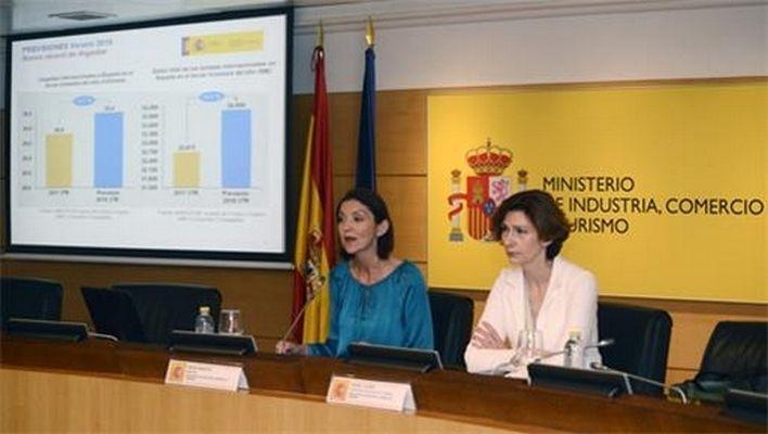 España recibirá este verano 30,4 millones de turistas internacionales
