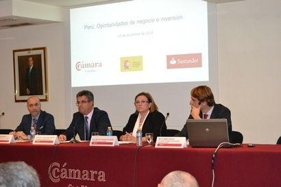 La Camara De Comercio De Castellon Recibe Al Embajador De Espana En